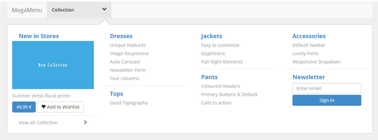 bootstrap-mega-menu-with-carousel-for-stores