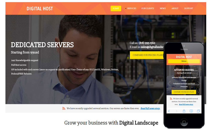 digital-hosting