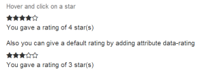 font-awesome-star-rating