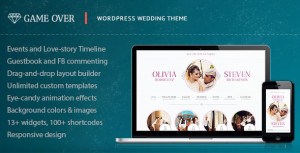 gameover-wp-theme