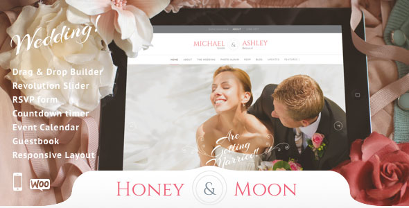 honeymoon-wp-theme