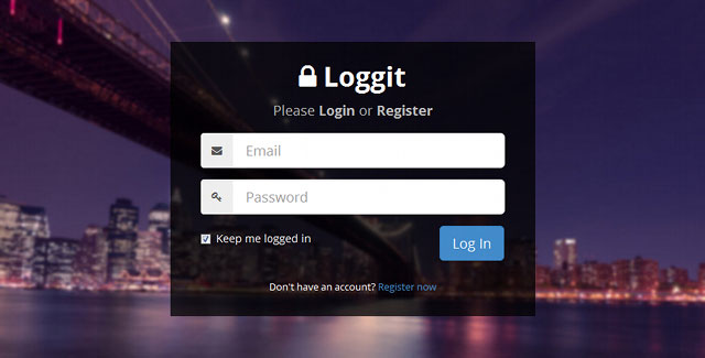 Login Form In Html5 Free Download Magento 2018