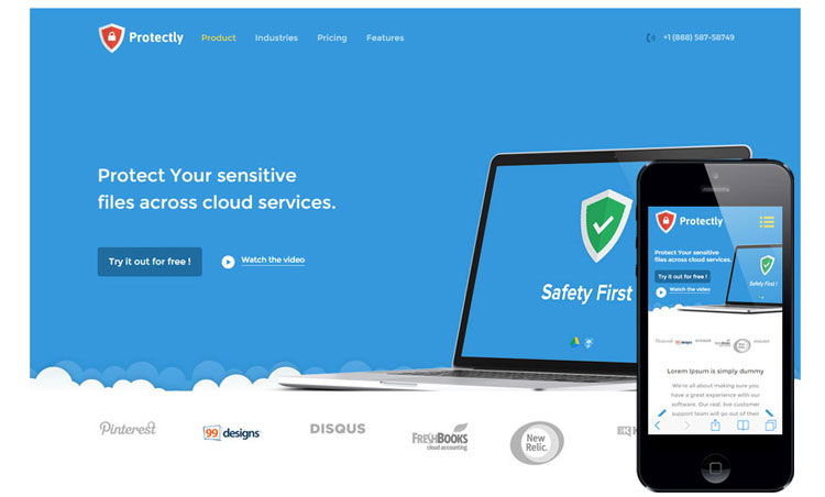 protectly-bootstrap-responsive
