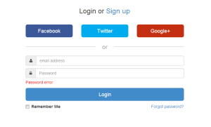 responsive-login-with-social-buttons