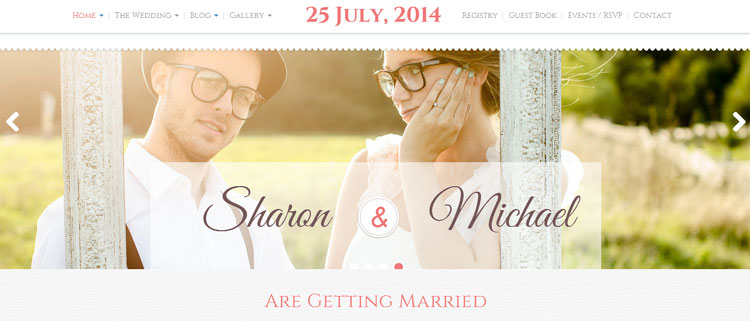 wedding-bliss-website-template
