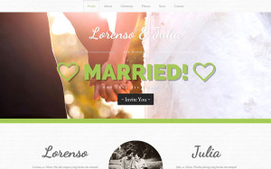 wedding-invitation-bootstrap-responsive