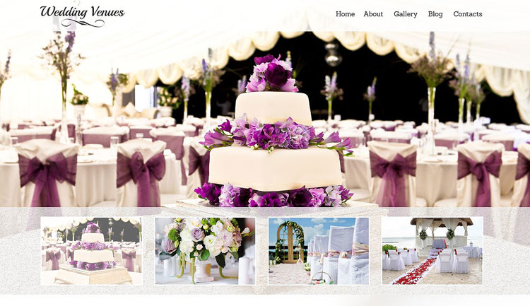 wedding-venues-responsive-template