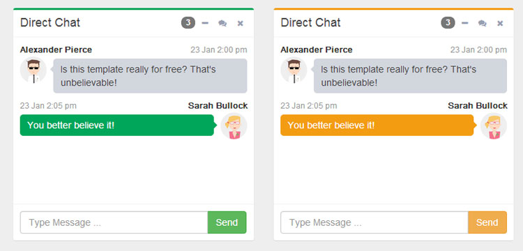 direct-chat-box