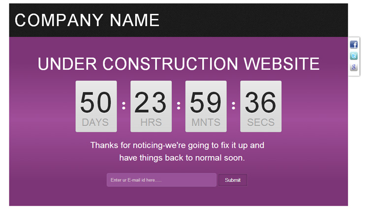 franze-under-construction-template