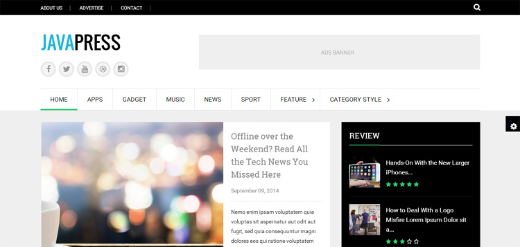 javapress-wp-magazine-theme