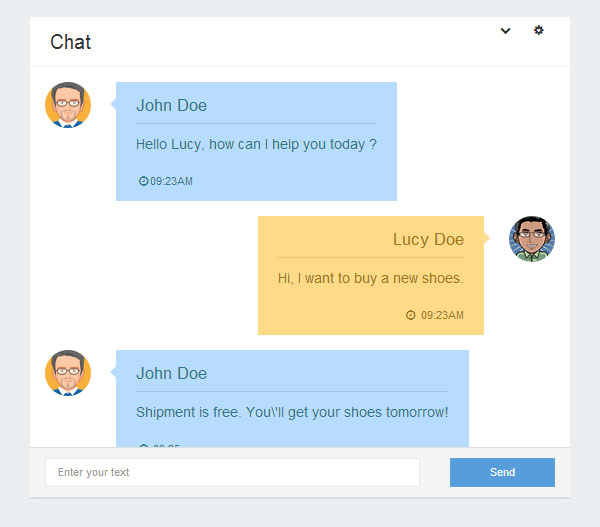 message-chat-widget