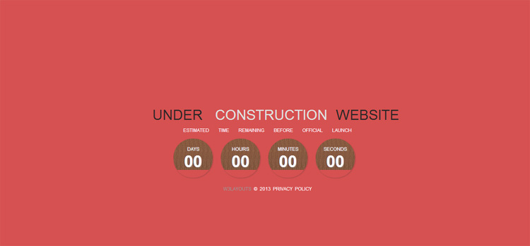 pearl-under-construction-web-template