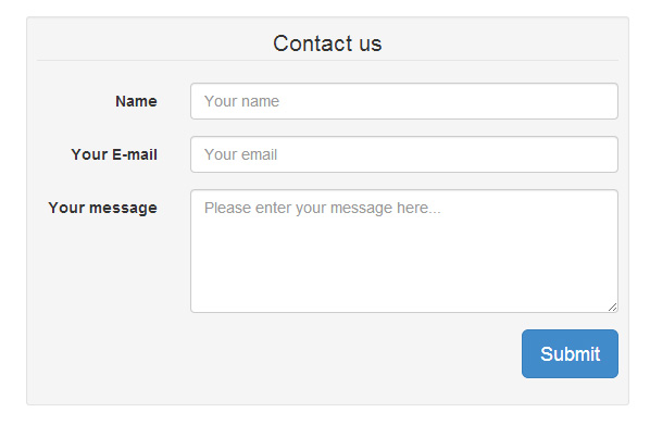 simplest-contact-form