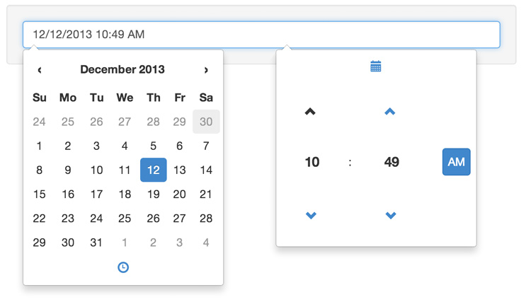 bootstrap-datetimepicker