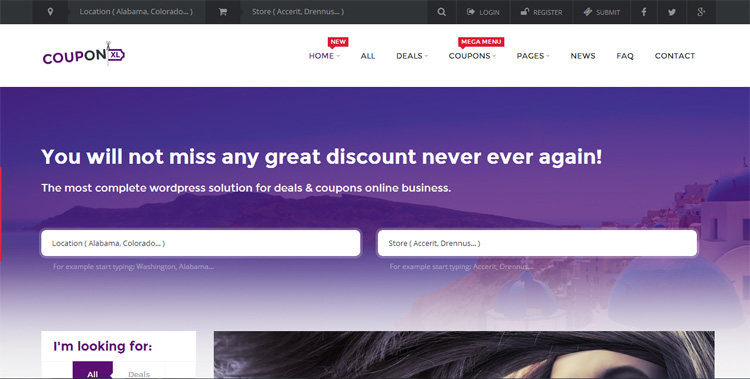 couponxl-discounts-wp-theme