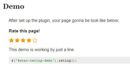 jquery-star-rating-plugin