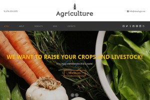agriculture-one-page-theme