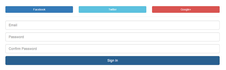 bootstrap-login-with-social-buttons
