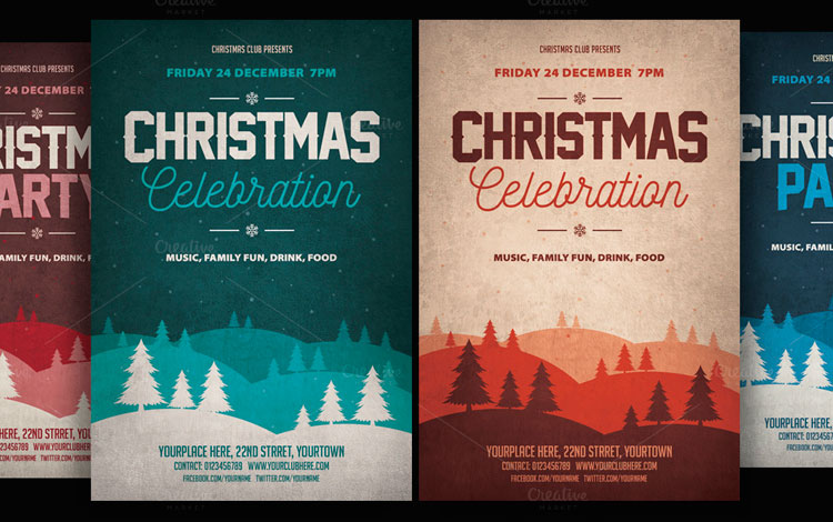 christmas-part-flyer-design