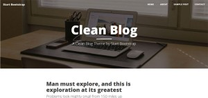 clean-blog-bootstrap-template