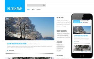 free-personal-blog-responsive-template