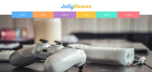 jolly-games-bootstrap-gaming-template
