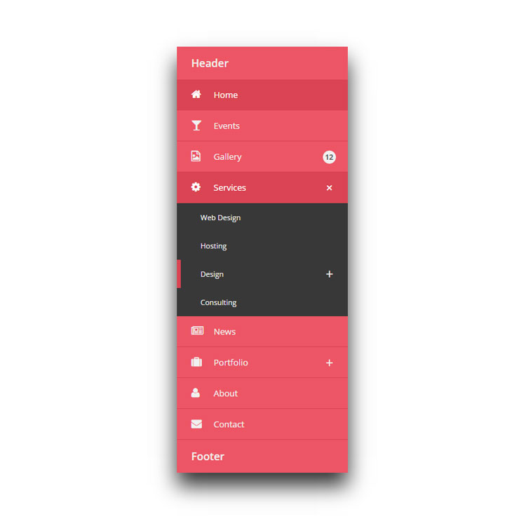 jquery-accordion-menu-plugin