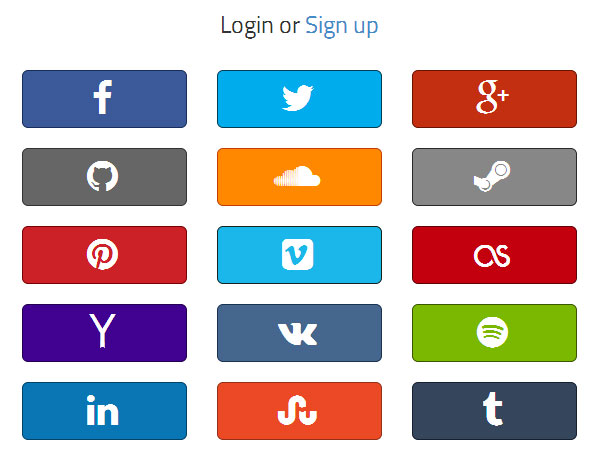 login-with-15-social-buttons