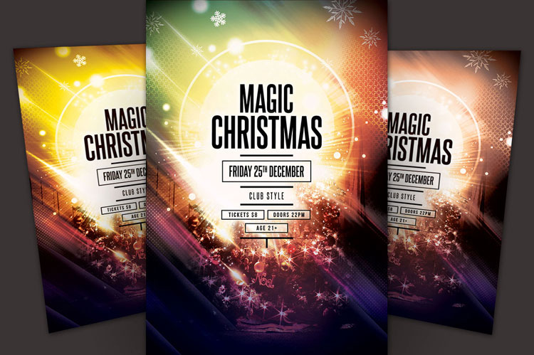magic-christmas-flyer