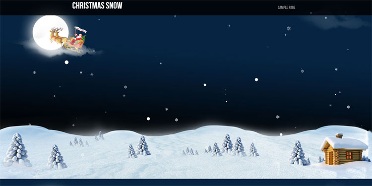 snow-fall-wordpress-plugin