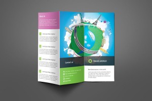 travel-company-trifold-brochure