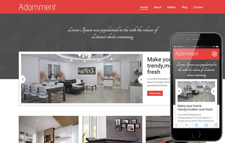 adornment-interior-architects-website-template