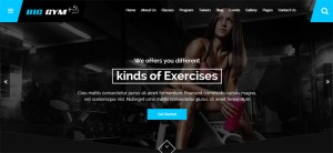 big-gym-responsive-health-template