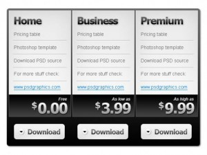 black-and-white-pricing-table-psd-template