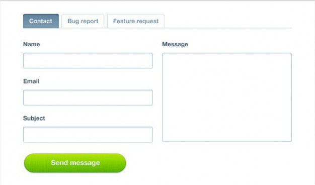 clean-blue-contact-form-with-tabs-psd