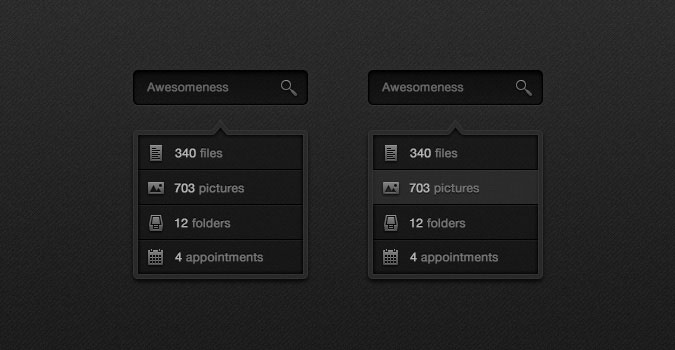 dark-search-box-drop-down-psd