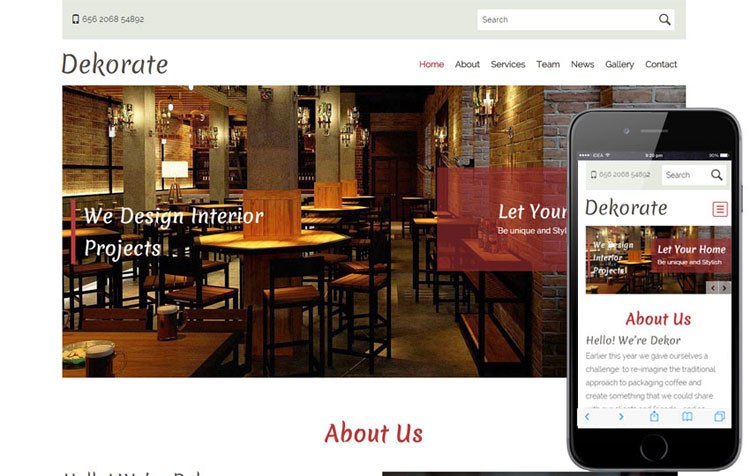 dekorate-interior-architects-flat-bootstrap-responsive-template