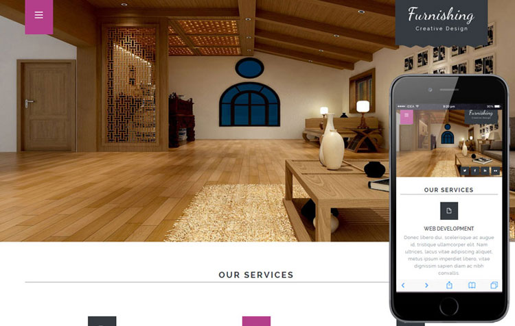 furnishing-interior-design-website-template