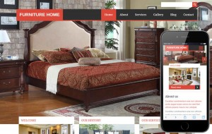 furniture-home-bootstrap-template