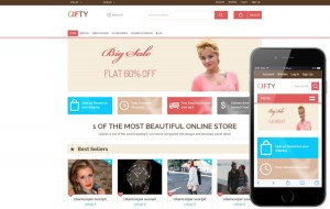 gifty-ecommerce-template