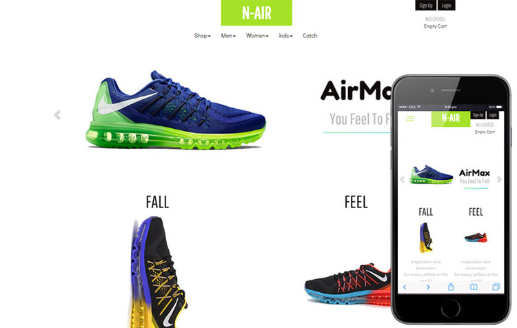 n-air-bootstrap-ecommerce-template