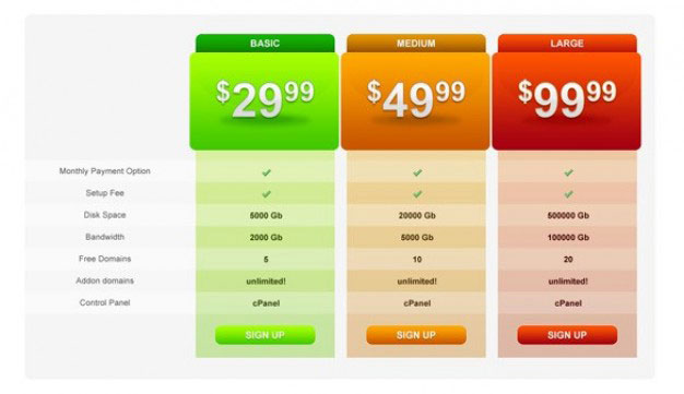 professional-pricing-table-hosting-plans-psd