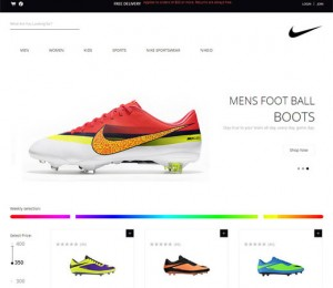 spike-shoes-bootstrap-template