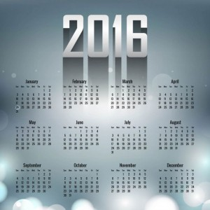 2016-calendar-on-bokeh-background