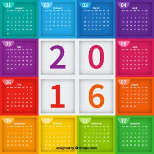 2016-calendar-with-colorful-cubes