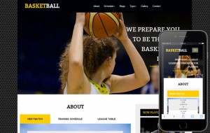 basketball-bootstrap-sport-template