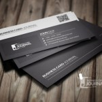 black-and-white-business-card-template