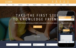learn-bootstrap-education-template