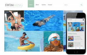 swimming-bootstrap-sport-template