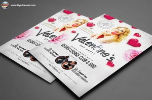 valentines-day-party-psd-flyer-template